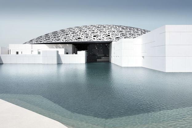 Le Louvre Abu Dhabi - © DR