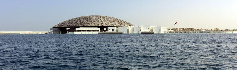 © Louvre Abu Dhabi - Photography Roland Halbe