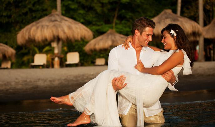 S'unir ou vivre une lune de miel à Sainte-Lucie - © Anse Chastanet-Wedding