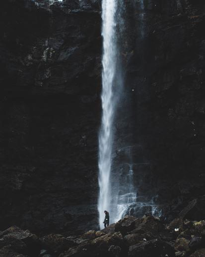 Paysage d'Islande - © Benjamin Hardman