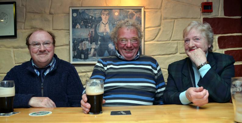 Scène de pub typique à Limerick en Irlande © David Raynal