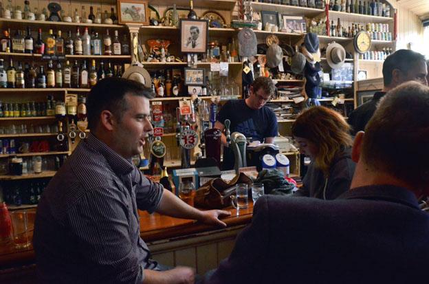 Pub irlandais à Dingle - © David Raynal