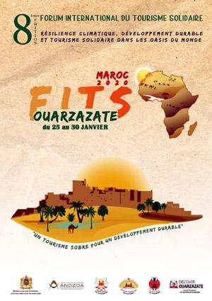 Forum International du Tourisme Solidaire à Ouarzazate