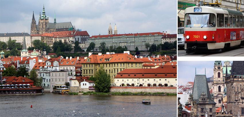Prague - © David Raynal