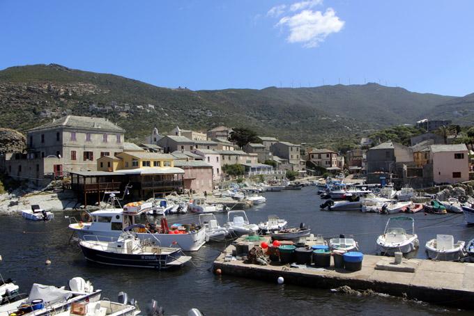 Port langoustier de Centuri dans le cap Corse - © David Raynal