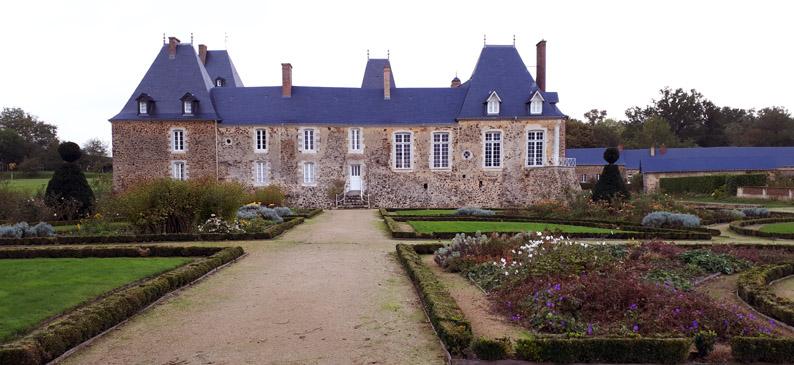 Château des Arcis et ses jardins - © Hubert Gouleret