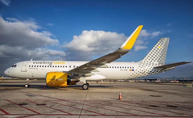 Vueling propose 21 routes au départ de la France cet été
