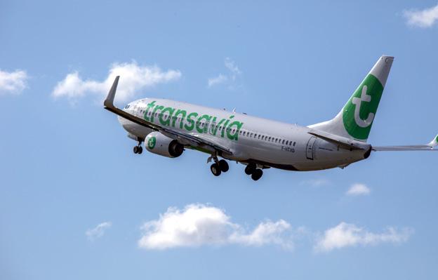 Transavia met en place des nouvelles mesures sanitaires