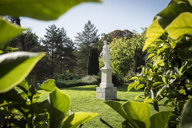 Jardin Anglais - © Serge Reby