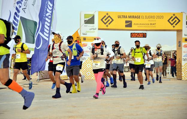 Tunisie : Ultra Mirage El Djerid, l'unique Ultra Trail de 2020