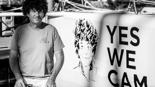 Jean Le Cam prêt pour son 5ème Vendée Globe - © DR