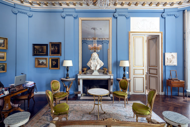 Grand salon - © Jannes Linders
