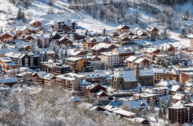 Le village de Valloire - © Valloire Tourisme