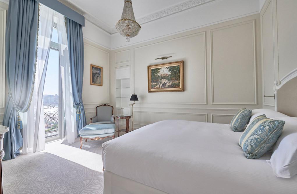 Prochaine ouverture de l'Hôtel du Palais à Biarritz