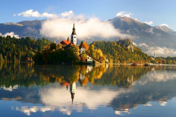 Slovénie: reprise des vols entre Paris et Ljubljana