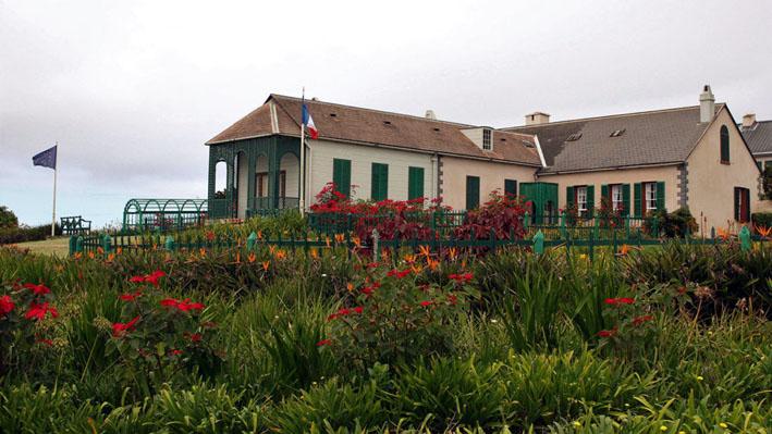Longwood house où Napoléon vécut les six dernières années de son existence grandiose et controversée - © Droits réservés
