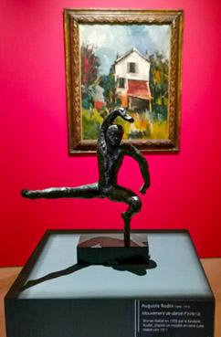 Mouvement de danse F (Auguste Rodin) - © Dominique Marché