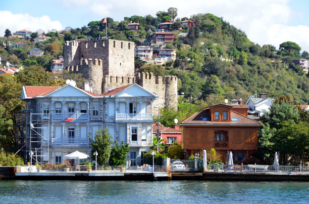 Petits paradis et symboles de l'art de vivre « alla turca » - © David Raynal