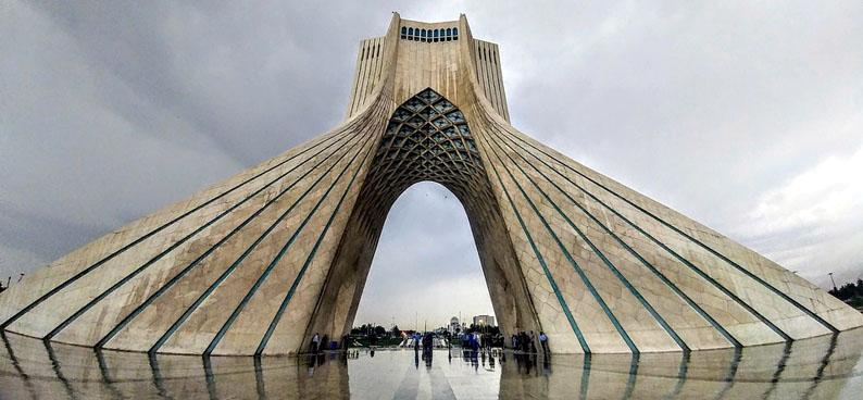 Tour Azadi à Téhéran - © Droits réservés
