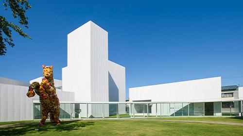 Towada Art Center - © JNTO