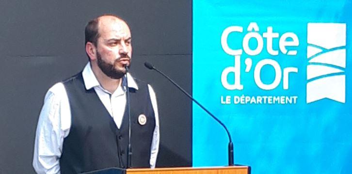 Michel Rouger, directeur du MuséoParc