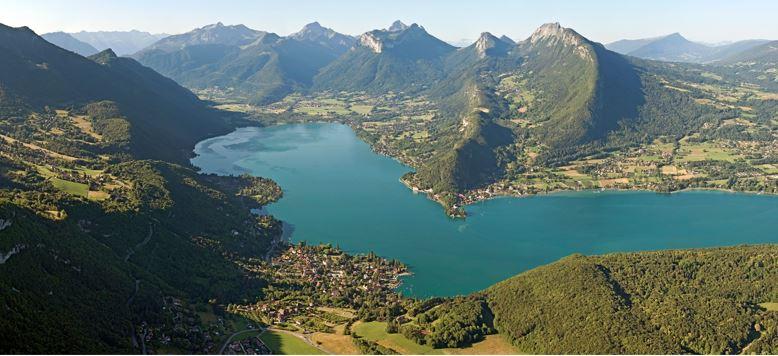 Lac d'Annecy - © H.Pawlowski