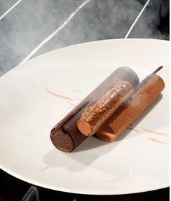 Chocolat fumé - © Mathilde de l'Ecotais