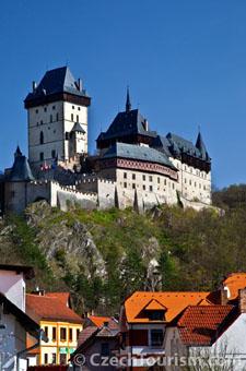 R publique tch que karlstein gothique et golfique - Office de tourisme republique tcheque ...