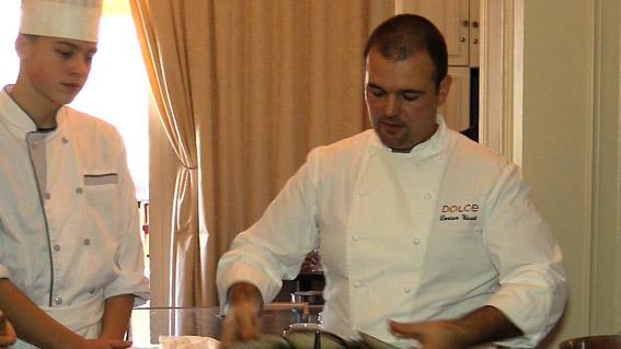 Escapade gourmande au Dolce Chantilly (Vidéo)