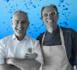 Rencontre de chefs : Sébastien Bontour et Joël Césari, un chef étoilé « brillant »