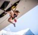 Montée d'adrénaline pour la Coupe du monde d'escalade de Chamonix
