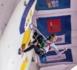 Coupe du monde d'escalade Chamonix : les Podiums