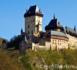 République Tchèque : Karlstein, gothique et golfique
