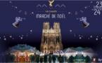 Le Marché de Noël s'invite au pied de la cathédrale de Reims