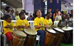 Festival de Gwo Ka à Sainte-Anne en Guadeloupe