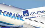 Assurance voyage : partenariat Air Caraïbes - AXA