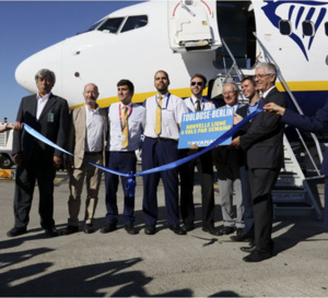 Ryanair ouvre Toulouse-Berlin dès 9,99 euros