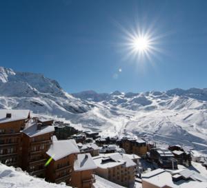 Avec la première neige Val Thorens prépare l'ouverture