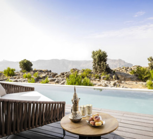L'Anantara Al Jabal Al Akhdar Resort ouvre à Oman