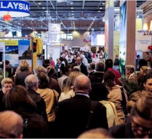 Le Salon Mondial du Tourisme à Paris
