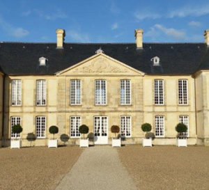 Le Château d'Audrieu gagne sa 5ème étoile