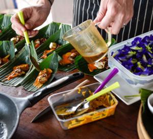 La gastronomie s'invite à Bali