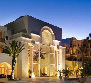 The Residence Tunis, services raffinés et plaisirs golfiques