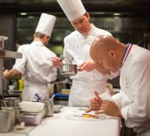 Engagez-vous dans la brigade du Chef Olivier Nasti
