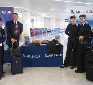 Aigle Azur décolle pour Beyrouth