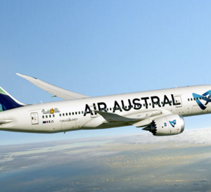 Air Austral renforce sa ligne Paris-Mayotte