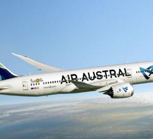 Air Austral renforce sa ligne Paris-Mayotte