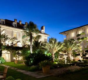 Distinction Palace pour l'hôtel Les Prés d'Eugénie