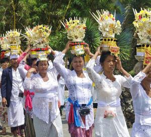 Opération séduction pour l'office de tourisme d'Indonésie