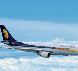 Gastronomie indienne sur Jet Airways